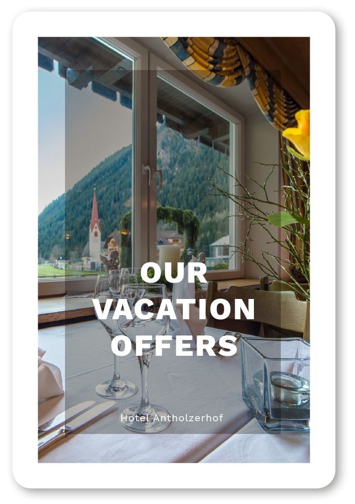 Vacation Deals Antholz