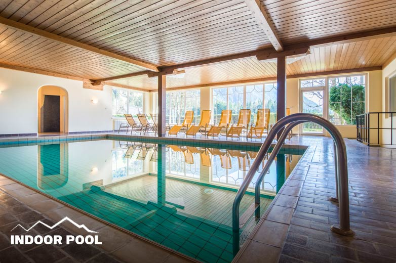 Indoor Pool Hotel Antholzerhof