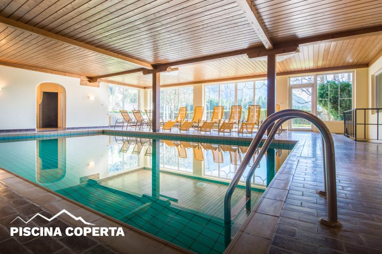 Piscina Coperta Hotel Antholzerhof